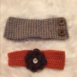 2 Knit Headbands | Like New | One Size